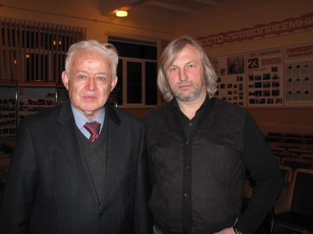 Михаил Литвак и Иван Котва