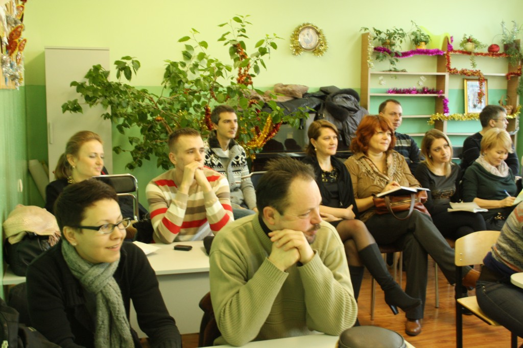 Зимняя школа - 2013